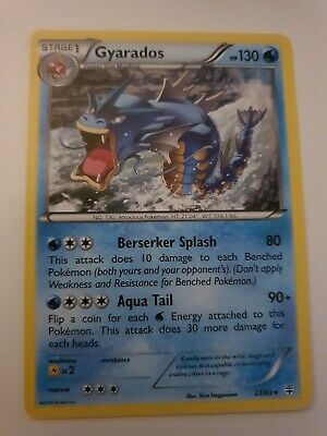 AU1 • Buy Gyarados 23/83 Rare Generations Pokemon Card Near Mint