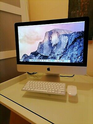 Apple IMac 21.5-inch, Mid 2014 | 1.4 GHz Intel Core I5, 8 GB RAM, 1 TB Capacity • 425£
