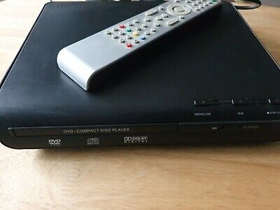 Dvd/compact Disc Player  • 9.40£