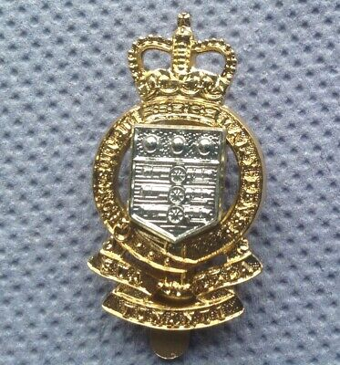 Royal Army Ordnance Corps  Cap Badge Anodised/Staybrite   London Badge Co • 4.99£