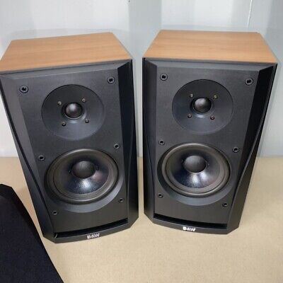 $ CDN318.85 • Buy (Pair) Bowers And Wilkins B&W DM302 Bookshelf Speakers - Very Good Condition