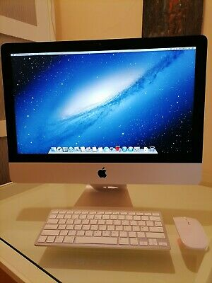 Apple IMac 21.5-inch, Late 2012 | 2.7 GHz Intel Core I5, 8 GB RAM, 1 TB Capacity • 310£