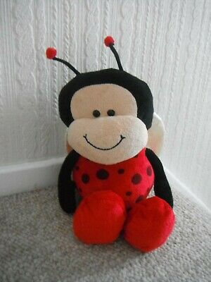 SOFT TOY  LADYBIRD  Approx  12  High                     S • 1.45£