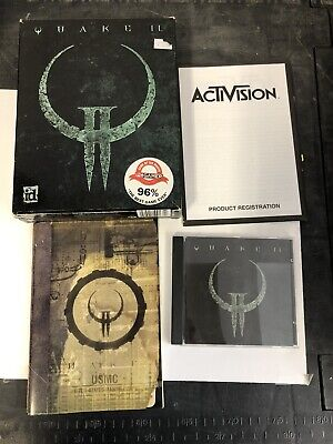 AU63.19 • Buy PC Game - Original Big Box Edition - Quake 2 - Quake II