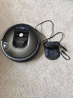 IRobot Roomba 980 Wi-Fi Voice Assisted Robot Vacuum, Used • 82.97£