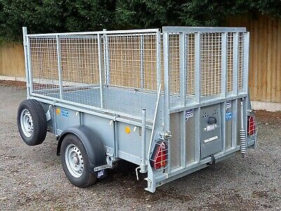 **now Sold** 2017 Ifor Williams Lm125 Flatbed Trailer **now Sold** • 2,750£