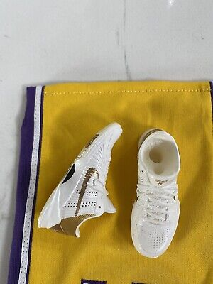 $65 • Buy 1/6 Kobe Bryant 2010 NBA  Finals Shoes For Enterbay Figure