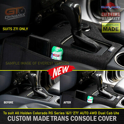 AU87.95 • Buy Shevron Transmission Console Cover Holden RG Z71 Colorado AUTO 8/2016-20 CC5301