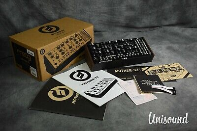 AU1249.21 • Buy Moog Mother-32 Semi-Modular Analog Synthesizer In Excellent Condition