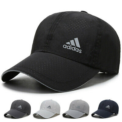 Baseball Cap Polo Fashion Sports Casual Sunhat Breathable Quick-dry Peaked Cap • 9.99£