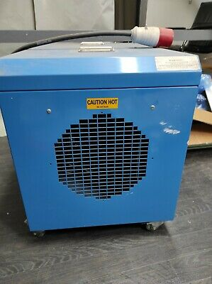 £249 • Buy Broughton Blue Giant FF29T-14 Industrial Fan Heater 400V 3 PHASE 50HZ Robust