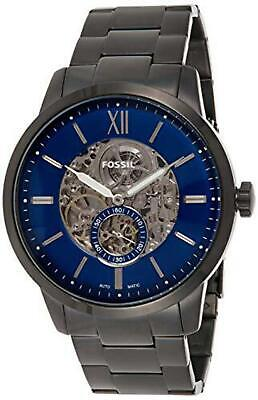 $ CDN350.67 • Buy FOSSIL Men's Automatic Watch With Stainless Steel Strap Townsman ME3182