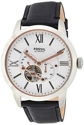 $ CDN292.21 • Buy Fossil Men's Townsman Automatic Watch With Leather Strap ME3104