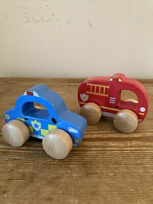 AU5.42 • Buy Wooden Toy Cars Argos New Condition