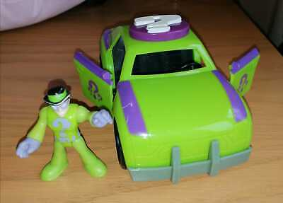 Imaginext The  Riddler And His Car • 4.20£