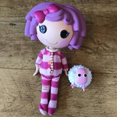 Lalaloopsy Pillow Featherbed Large Doll With Pet Lamb • 8£