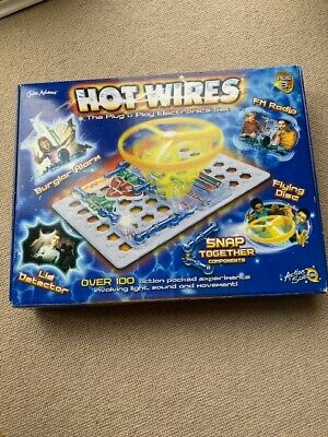John Adams Hot Wires Electronics Kit • 5£