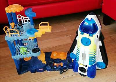 Imaginext Space Tower,shuttle And Space Station • 0.01£