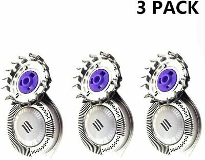 $ CDN16.84 • Buy 3 PACK HQ8 Shaving Heads Dual Blades System Replacement For...