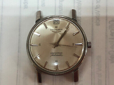 $ CDN335.77 • Buy Vintage Longines Automatic Grand Prize Watch