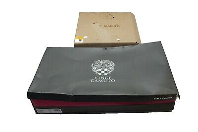 $ CDN63.27 • Buy Lot Of 2 Assorted New In Box Women's Vince Camuto & Steve Madden Shoes -BBR1573