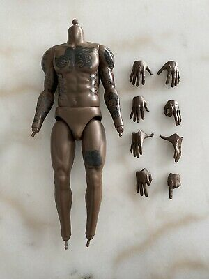 $130 • Buy NEW 1/6 LeBron James Lakers 2021 Coated SEAMLESS Body With 8 Hands *USA SELLER*