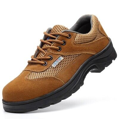 £33.99 • Buy Baotou Smash Puncture Proof Safety Shoes Air Wear Labor Insurance Mothproof
