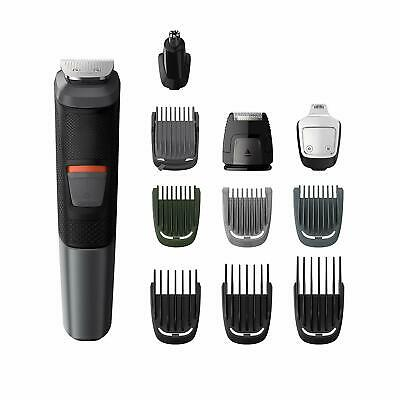 AU79.53 • Buy Philips 11-in-1 All-In-One Trimmer, Series 5000 Grooming Kit For Beard & Hair