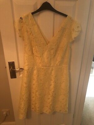 Stunning Lace Summer Dress - Size 14. Dorothy Perkins • 5£