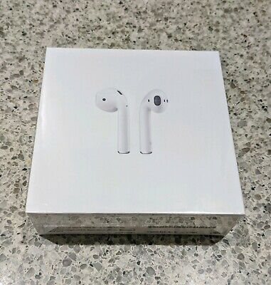 AU175 • Buy Apple Airpods 2nd Gen With Charger - Brand New Sealed
