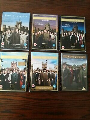 Downtown Abbey DVD Collection • 27.50£
