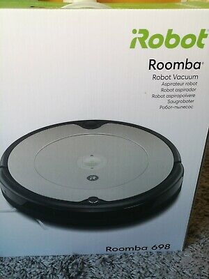 Robot Roomba Vacuum Hoover Cleaner 698 From Home Essentials • 100£