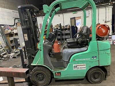 £5220 • Buy Used Gas Forklift Trucks 1.8 Ton Container Height