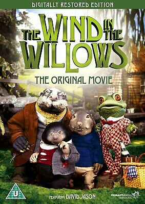 The Wind In The Willows (DVD) David Jason, Michael Hordern, Ian Carmichael • 3.99£