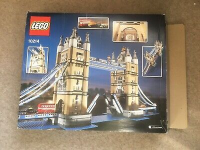 Lego Creator Expert Tower Bridge 10214 • 88£