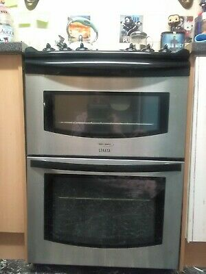 Double Oven And Grill Tricity Bendix Strata Black Four Ring Electric Cooker • 50£