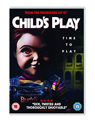 Child's Play (DVD) [2019], Very Good DVD, , • 6.49£