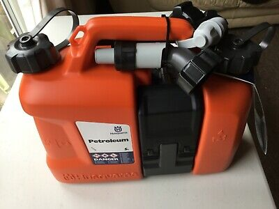 £48.99 • Buy Husqvarna 580754201 Fuel And Oil Combi Chainsaw Can - 5L