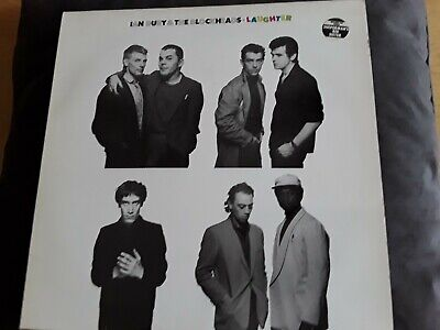 Ian Dury And The Blockheads - Laughter Vinyl LP • 6.99£