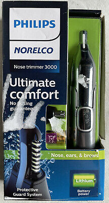 AU25.82 • Buy NT3600 Philips Norelco Nose Trimmer 3000 BRAND NEW