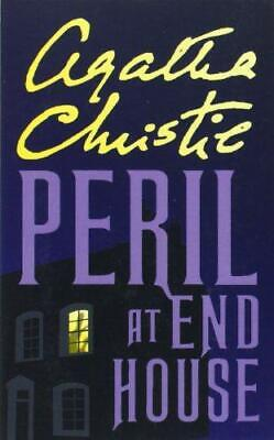 Poirot - Peril At End House, Agatha Christie, Good Condition Book, ISBN 97800071 • 6.21£