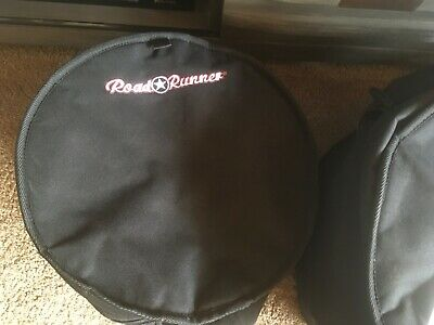 Drum Bag, Road Runner, Tom Size 11  X 12   Never Used!  • 17.87£