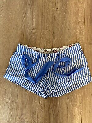 Jack Wills Ladies Shorts Size 10 With Bag • 5£