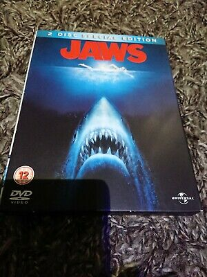 Jaws (DVD, 2005) 2 Disc Special Edition  • 2.95£