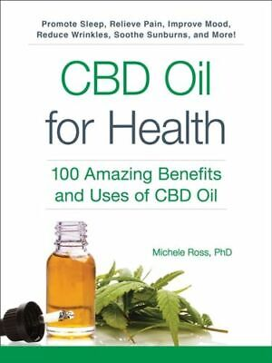 Cbd Oil For Health Frai Ross Michele Phd Adams Media Corporation Paperback  Soft • 9.50£