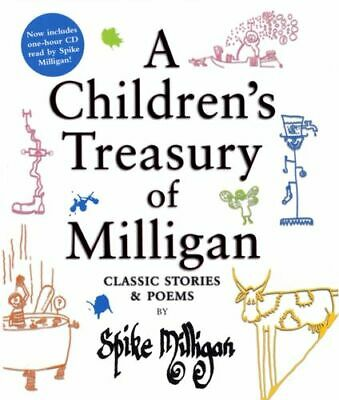 Childrens Treasury Of Milligan Frai Milligan Spike Ebury Publishing Hardback • 18.89£