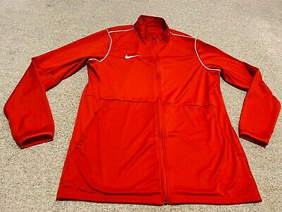 Nike Men`s Red Track Top Size Xl • 0.99£