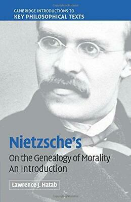 Nietzsche's 'On The Genealogy Of Morality': An Introduction (Cambridge Introduct • 15.01£