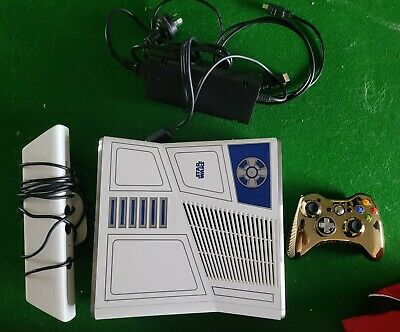 AU200 • Buy Xbox 360 Limited Edition Star Wars Console - Excellent Condition