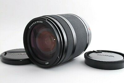 AU182.59 • Buy Sony SAL18200 18-200mm F/3.5-6.3 DT Lens For A Mount Exce++ Made In Japan #7168